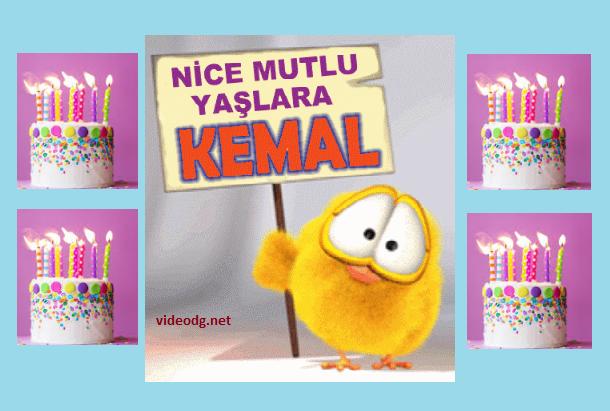 Nice mutlu Yaşlara Kemal