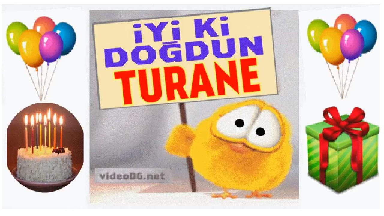 iyiki doğdun Turane