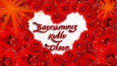Güllerden Kalpli Bayram Kutlaması