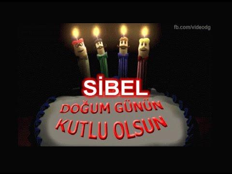Doğum günün kutlu olsun Sibel