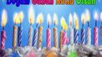 Çok Mumlu Doğum Günü Kutlaması
