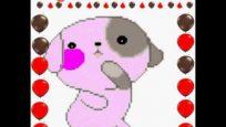 Şirin Köpek dans ederek doğum günü kutluyor
