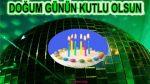 Yeşil Kristal Küre ve doğum günü kutlaması