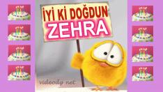 Nice mutlu yaşlara ZEHRA