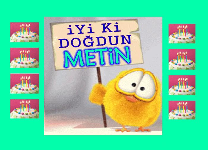 metin