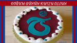 Trabzonspor Pastalı Doğum Günü Kutlaması