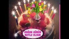 Doğum Günün Kutlu Olsun, iyi ki doğdun !!!