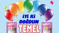 iyi ki doğdun TEMEL