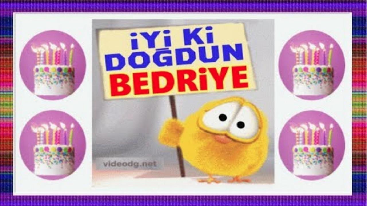 bedriye