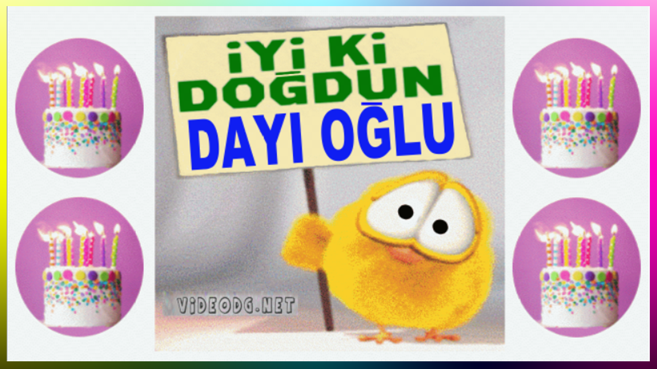 Iyi Ki Dogdun Dayi Oglu Videodg Net