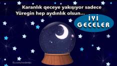 İyi geceler mesajları