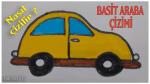 Araba Çizimi, Nasıl Çizilir – Simple car drawing