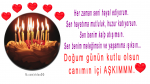 Sevgiliye Muhteşem Doğum Günü Mesajları