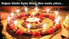 Doğum Günün Kutlu Olsun, Nice mutlu yıllara !