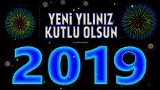 2019 Yeni yılınız kutlu olsun
