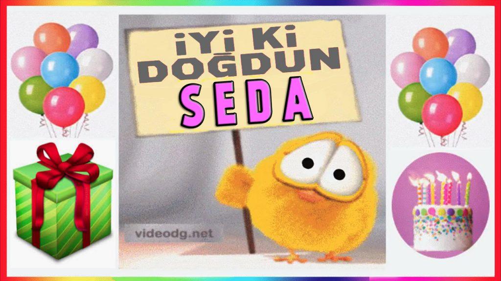 iyiki doğdun Seda