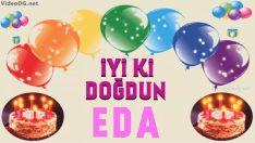 Doğum günün kutlu olsun EDA