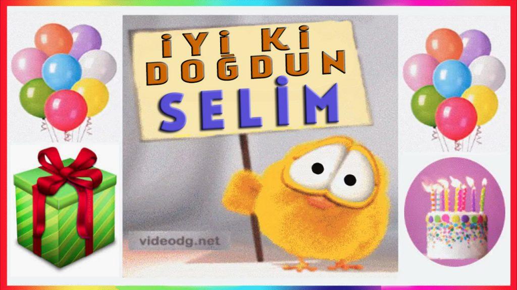 İyi ki Doğdun Selim