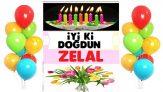 iyi ki doğdun Zelal