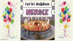 iyiki doğdun Nergiz
